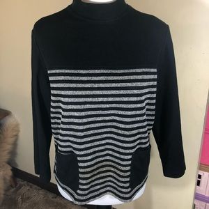 Vintage Sweaters - Steven Ross Naturally Vintage Sweater/Shirt